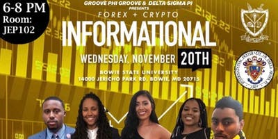 Bowie State University Forex & Crypto Informational