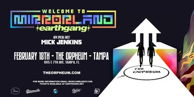 EarthGang @ The Orpheum