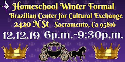 1st Annual Homeschool Winter Formal