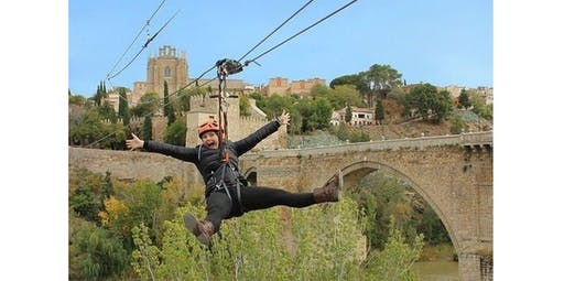 Urban Zipline of Toledo (2020-02-13 starts at 11:00 AM)
