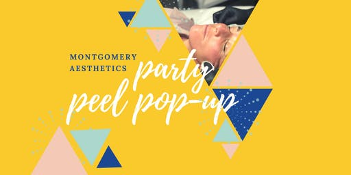 Party Peel Pop-Up
