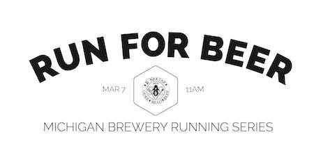 B Nektar 5K - Michigan Brewery Running Series tickets