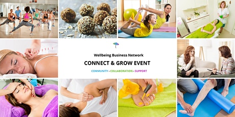 Wellbeing Business Network - Connect & Grow Bradford (West Yorkshire) tickets