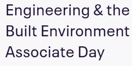 School of Engineering & the Built Environment Associate Day tickets