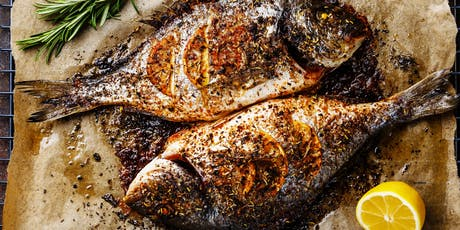 New Whole Fish Cooking tickets