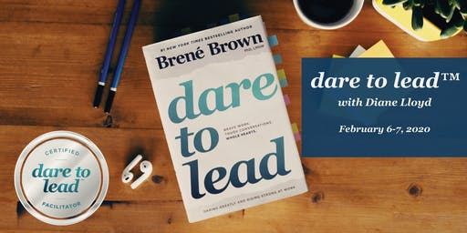 Inspired Results Group Presents: Dare to Lead™ Victoria
