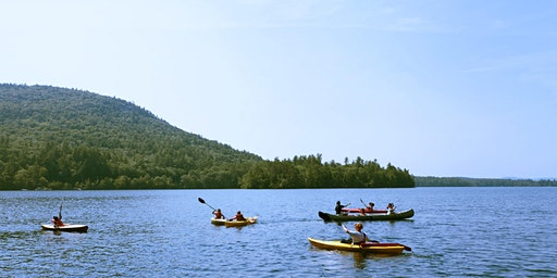 All-Inclusive Family Camp Weekend at Camp Hale on Squam Lake!