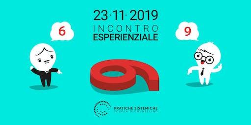 """""""ESERCIZI DI ALTRE VISIONI"""" INCONTRO ESPERIENZIALE e OPEN-DAY CORSI 2020"""