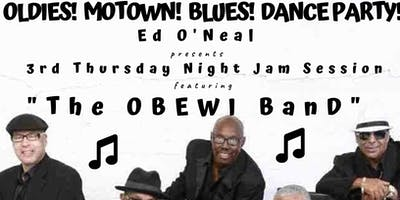 CONYERS -  3rd THURSDAY Night JAM Session & Open Mic!