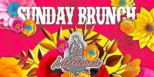 Sunday Brunch at La Mexicana Tapas - $12 Bottomless Mimosas!