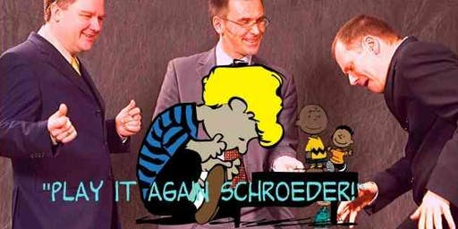 Play it again Schroeder! The music of Peanuts!