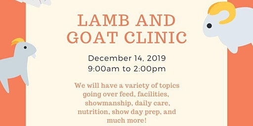 Lamb and Goat Clinic