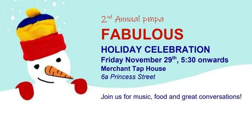 2nd Annual PMPA Holiday Celebration