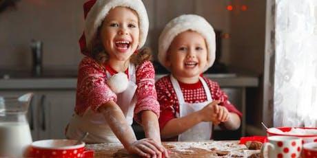 11:30am December Kids Cooking Class tickets