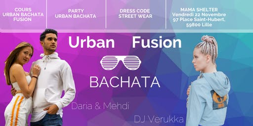 Soirée Urban Bachata Fusion