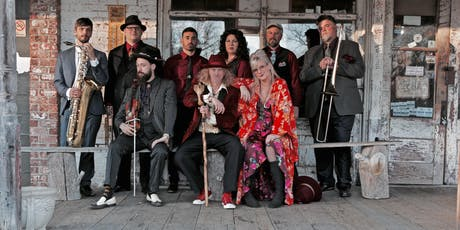 Squirrel Nut Zippers: The Inevitable 25th Anniversary Show tickets