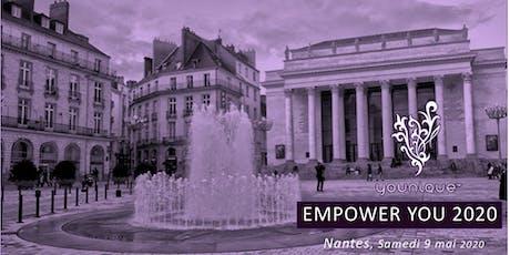 Empower YOU France 2020 billets