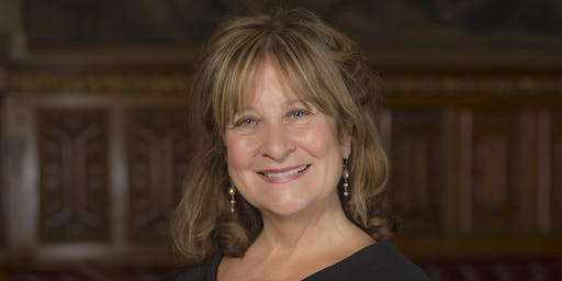 The Arc of Advocacy: Women and the Law with Helena, Baroness Kennedy QC