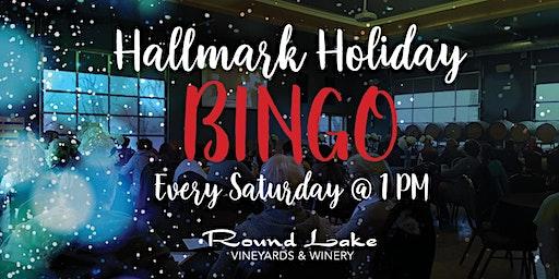 Hallmark Holiday Bingo