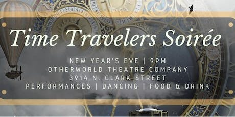 The Time Travelers Soirée | New Years Eve Bash tickets