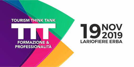TTT - Tourism Think Tank | Formazione & Professionalità