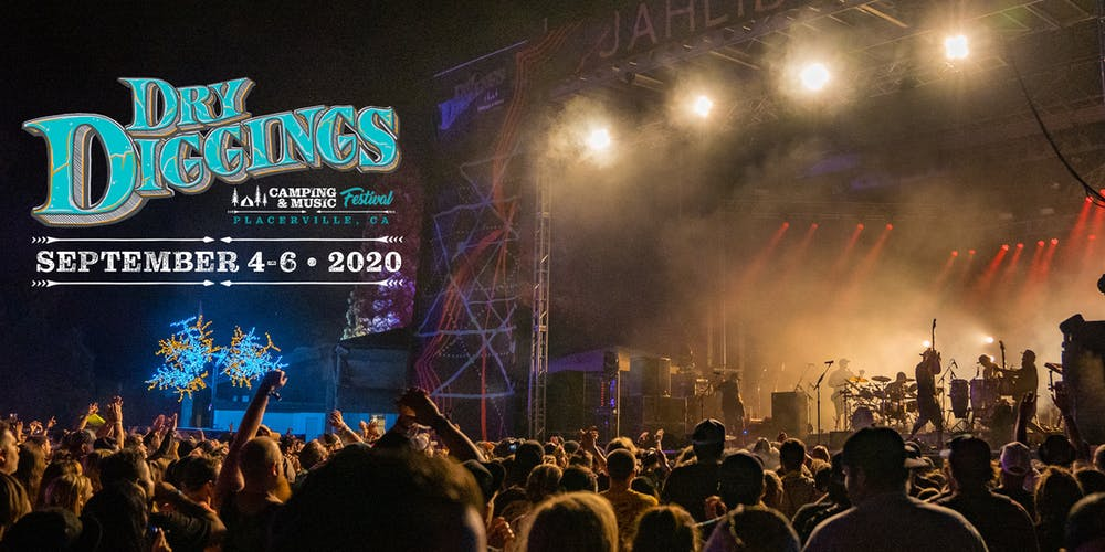 Events In Sacramento September 2020.Dry Diggings Festival 2020 Tickets Fri Sep 4 2020 At 4 00