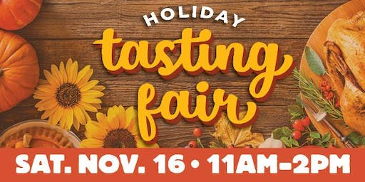 FREE Holiday Tasting Fair Wichita - West