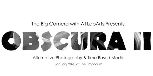 CALL for ART: Alternative Photography & Time Based Media