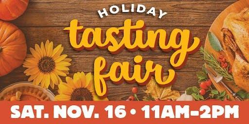 FREE Holiday Tasting Fair - KC
