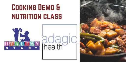 Cooking Demo & Nutrition Class