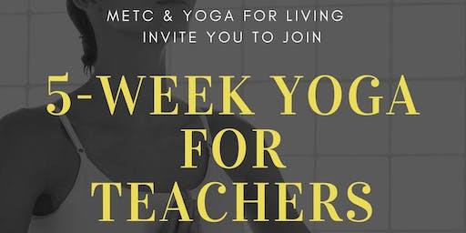 Hatha Yoga for Teachers