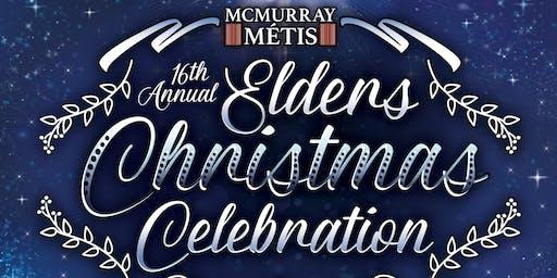 McMurray Metis - Elders Christmas Celebration