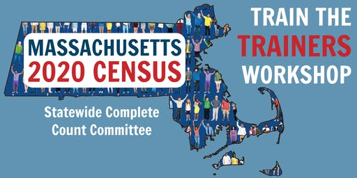 Martha's Vineyard 2020 Census Train the Trainers Workshop