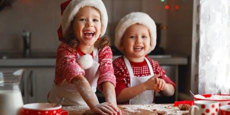 1:00pm December's Kids Cooking class tickets