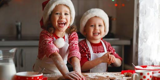 1:00pm December's Kids Cooking class
