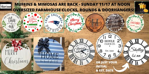 MUFFINS & MIMOMSAS ARE BACK!!! SOLD OUT