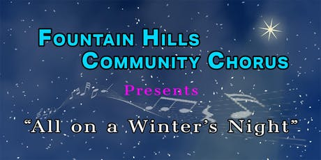 Fountain Hills Community Chorus 2019 Holiday Concerts tickets