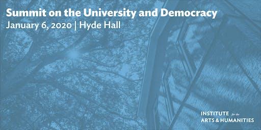 Summit on the University and Democracy