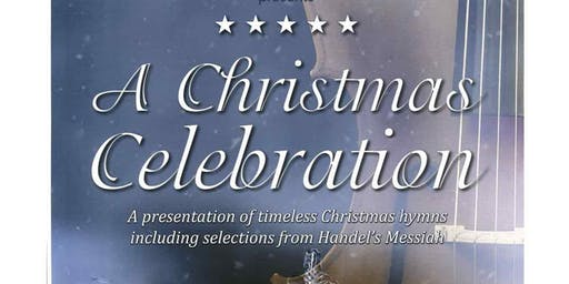 "Red Bluff Masterworks Chorale & Orchestra presents  ""A Christmas Celebration"""
