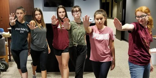 Personal Safety/Self Defense Workshop for High School/College Girls