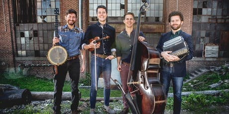 An Evening With: Charm City Junction tickets