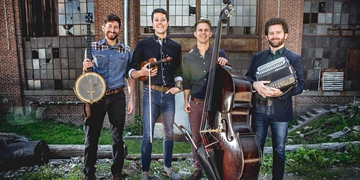 An Evening With: Charm City Junction