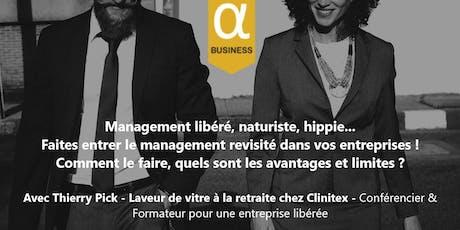 Matinale + déjeuner formation : le management montessorien par Thierry Pick billets