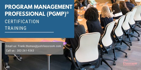 PgMp classroom Training in Fredericton, NB tickets