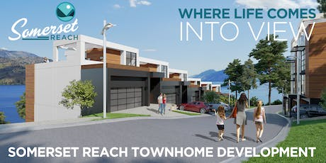 Copy of Somerset Reach Townhome Open House tickets