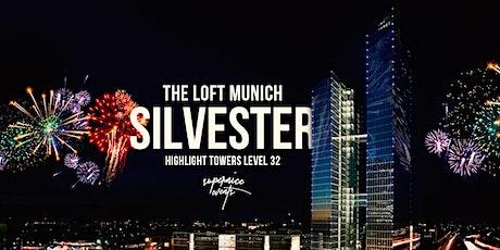 The LOFT Munich Silvester • Highlight Towers Level 32 Tickets