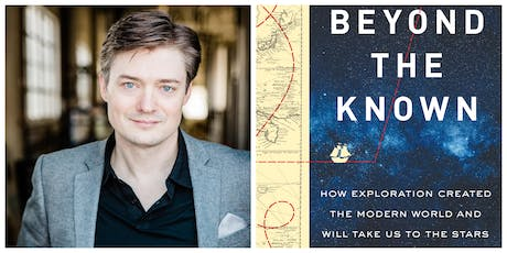 Andrew Rader: Beyond the Known tickets