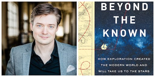 Andrew Rader: Beyond the Known