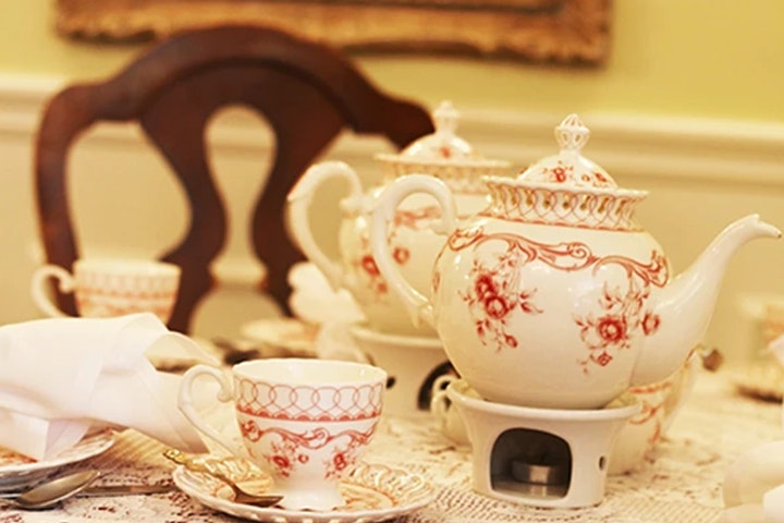 Holiday Tea & 3rd Year Anniversary Celebration image