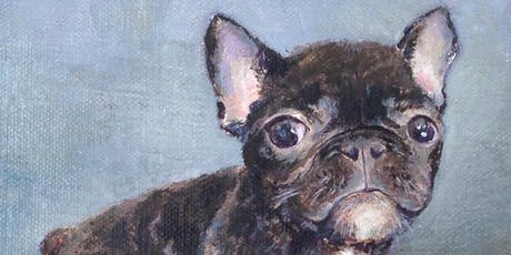 Pet Portraits - Beginner tickets